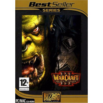 Warcraft 3 Jogo Pc Original Lacrado