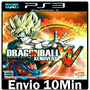 Dragon Ball Z Xv Xenoverse Ps3 Psn Play3 Legenda Português