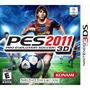 Pes 2011 - Jogo Futebol Para 3ds - Pro Evolution Soccer 2011