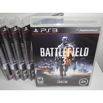 Battlefield 3 Ps3 Mídia Física Seminovo Promoção