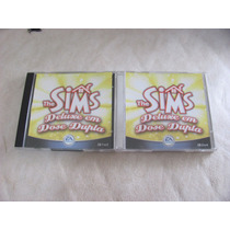 The Sims Em Dose Dupla Jogo Para Pc 4 Cd