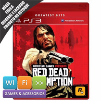 Red Dead Redemption Greatest Hits Ps3 Pronta Entrega