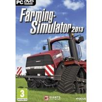 Farming Simulator 2013 Game Patch Para Pc (computador)