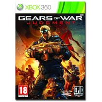 Gears Of War Judgment Em Português. ! Jogos Xbox 360