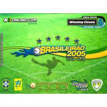 Patch We8le:campeonato Brasileirão 2005 Com 138 Times