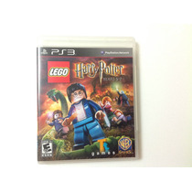 Jogo / Game Ps3 Lego Harry Potter Years 5-7 Original