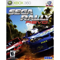 Jogo Xbox 360 - Sega Rally Revo - Usado