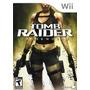 Tomb Raider Underworld - Wii - Usado