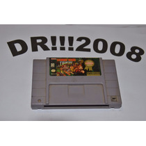Donkey Kong Country Million Seler Original P/ Super Nintendo
