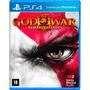 God Of War 3 Iii Ps4 Remasterizado - Mídia Física