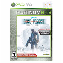 Jogo Xbox 360 - Lost Planet: Extreme Condition (original)
