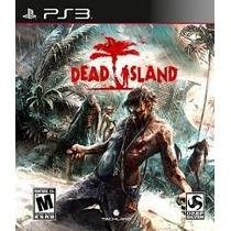 Jogo Dead Island Para Ps3 /semi Novo/barato!!!!
