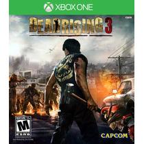 Jogo Dead Rising 3 - Xbox One 100% Português Mídia Física