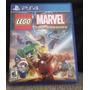 Jogo Ps4 - Lego Super Heroes Marvel - Usado