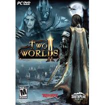Full Game Box Two Worlds 2 Jogo Pc Original Lacrado