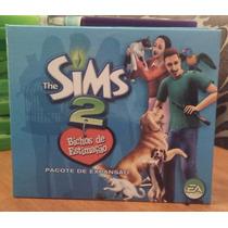 The Sims 2 Bichos De Estimação Pacote Expansão Original