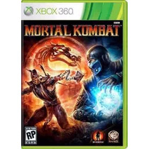 Mortal Kombat 9 Xbox 360 Original