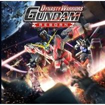 Dynasty Warriors/ Gundam Reborn Jogos Ps3 Codigo Psn