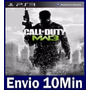 Call Of Duty Modern Warfare 3 Mw3 Ps3 Código Psn