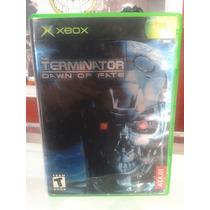 The Terminator: Dawn Of Fate - Xbox 1 / Xbox 360 Original