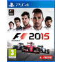 Fórmula 1 2015 F1 Ps4 Português Mídia Físca Pronta Entrega