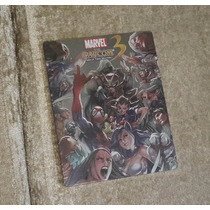 Steelbook Marvel Vs Capcom 3 Para Ps3