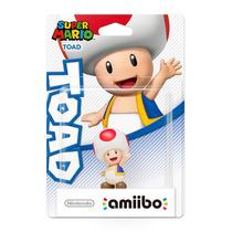 Amiibo Toad Série Super Mario New Nintendo 3ds E Wii U