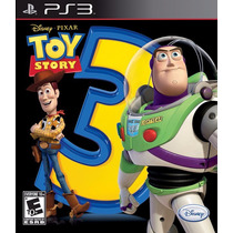 Toy Story 3 The Video Game Ps3 - Playstation 3