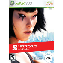 Mirror Edge Mídia Física Xbox 360 - Original - Mirrors Edge