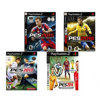 Patche Pes 2013 2014 2015 2016 Play 2 Ps2 Pro Evolution (mod