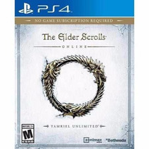 The Elder Scrolls Online: Tamriel Unlimited Skyrim Ps4