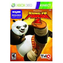 Jogo Kung Fu Panda 2 Kinect Xbox 360   Lacrado   Original