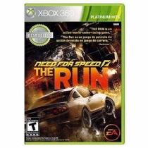 Need For Speed The Run Original Xbox 360