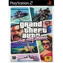 Patch Gta Vice City Stories Ps2 Frete Gratis