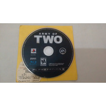 Army Of Two Ps3 - Midia Fisica - Pronta Entrega