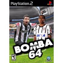 Bomba Patch 64 Brasileirão2015 A-b (gameplay2)
