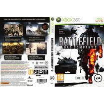 Battlefield: Bad Company 2 P/ Xbox 360 Original Frete R$7,00