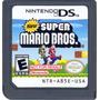 New Super Mario Bros Ds 3ds 2ds Original 100%