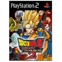 Dragon Ball Z Budokai Tenkaichi 2. ! Jogos Ps2