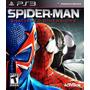 Spider-man Shattered Dimensions (homem-aranha) Ps3 Cód Psn