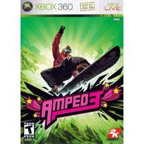 Amped 3 - Xbox 360 Original!