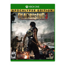 Jogo Novo Dead Rising 3 Apocalypse Edition Para Xbox One