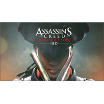 Assassines Creed Liberation Patch - Pc