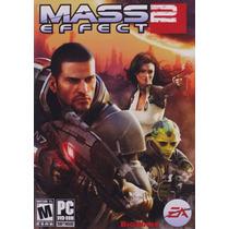 Jogo Mass Effect 2 Original E Lacrado Para Pc A6490