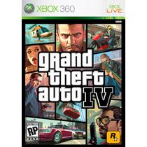 Patch Grand Theft Aut. 4 Xbox 360 Patch