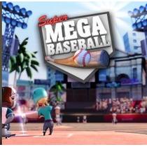 Super Mega Baseball Jogos Ps3 Codigo Psn