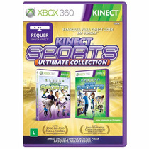 Kinect Sports: Ultimate Collection - Xbox 360 - Nstc
