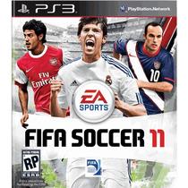 Fifa 11 Soccer 2011 [ps3] Brasil - Frete Gratis Brasil