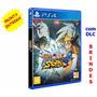 Naruto Storm 4 Ps4 Shippuden Ultimate Ninja Midia Fisica