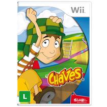 Jogo Chaves Para Nintendo Wii (nwiii)